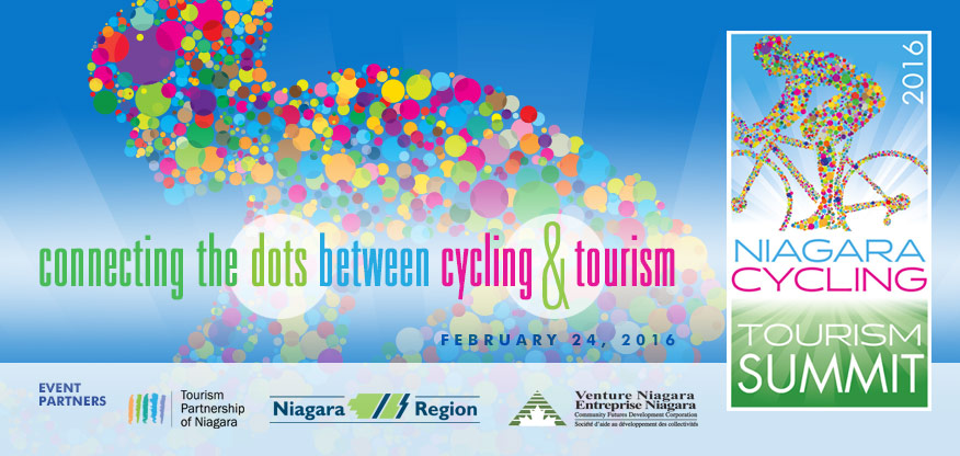 Niagara Cycling Tourism Summit 2016